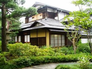 Beautiful photos of Asia - Japanese gardens  - traditional home.jpg